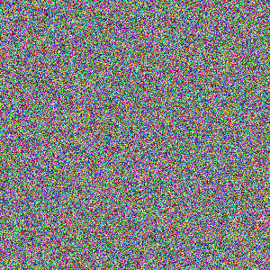 300 x 300 pixel excerpt from one frame